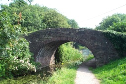 Monmouthshire and Brecon Canal Conservation Area