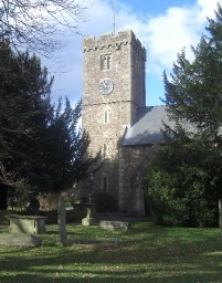 St Cadoc's Church, Caerleon