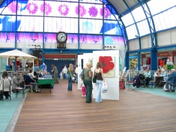 The Gallery, Newport Market