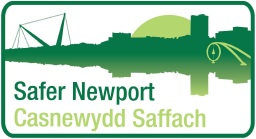 Logo of the Newport Community Safety Partnership
