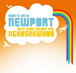 What's On in Newport logo