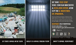 Report fly-tipping & litter