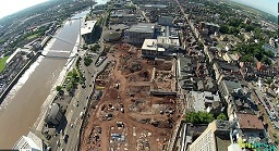 Latest video shows Friars Walk taking shape